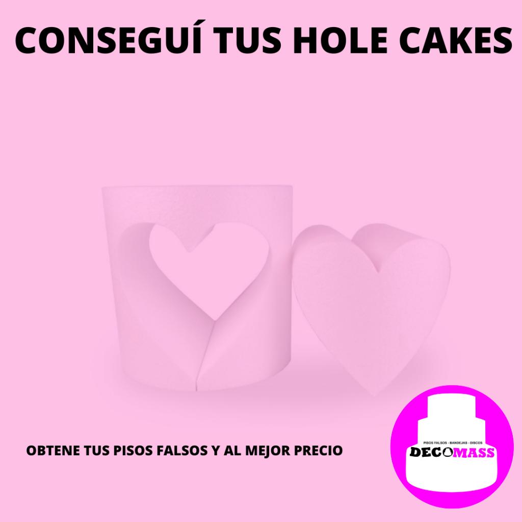 HOLE CAKES