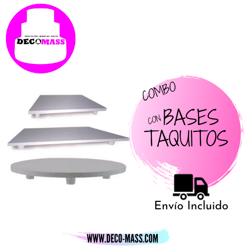 BASES CON TAQUITOS